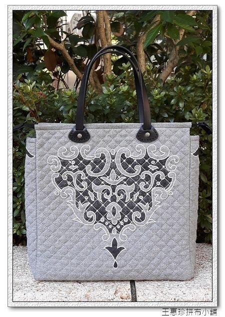 特別講習:古典蕾絲刺繡手提包(材料包+學費)
