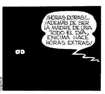 Apaga la luz Mafalda!!!!