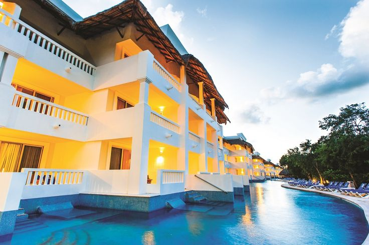 Grand Sunset Princess #RivieraMaya #AllInclusiveVacations
