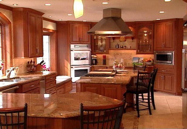 Kitchen Island Breakfast Bar Pictures Ideas From Hgtv: Pin By Mary Machesky On Kitchen Ideas