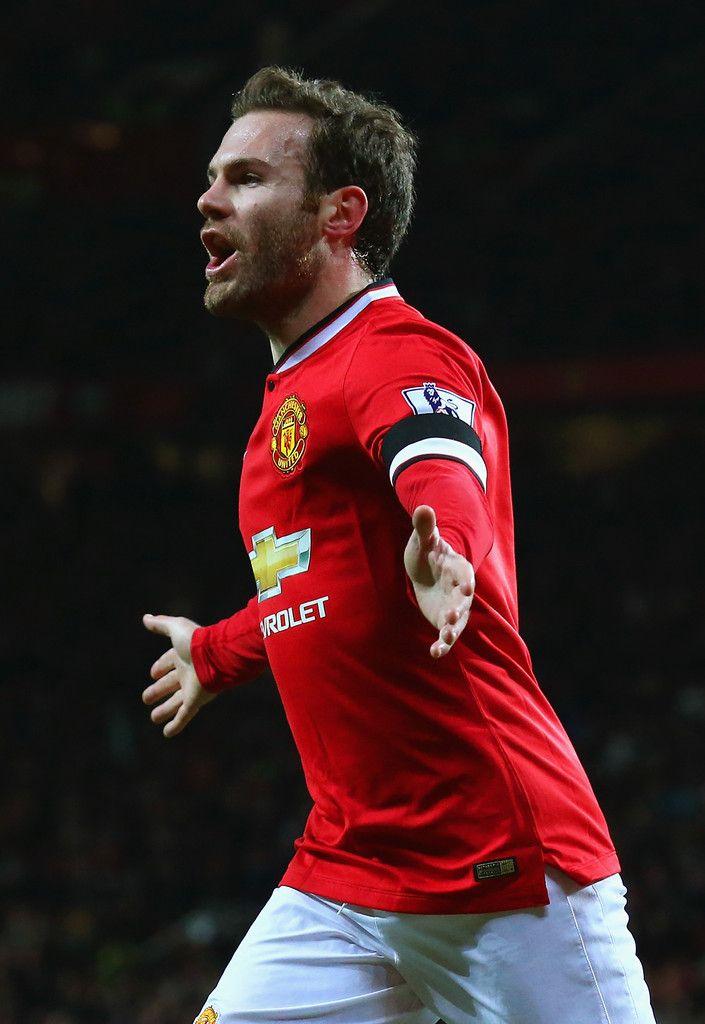 Juan Mata Manchester United Premier League