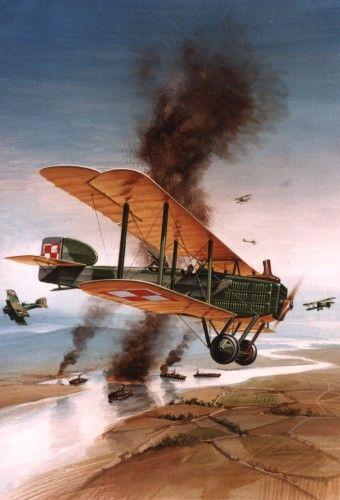 MDK2 : Jarosław Wróbel | < 53° https://de.pinterest.com/luftkrieg1919/kosciusko-squadron-polish-aviation/