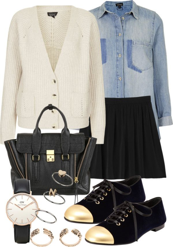 super cute oxfords outfit