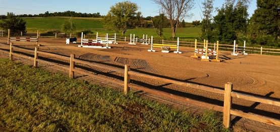 17 Best Images About Barn Fencing Ideas On Pinterest