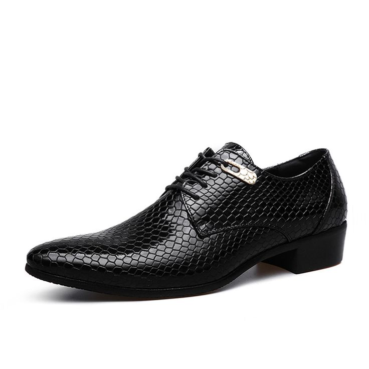 Vestito nero pelle shoes