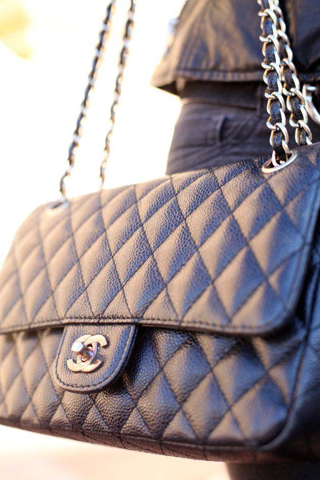 Chanel 2.55 hand bag