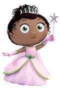 Princess Pea/Princess Presto