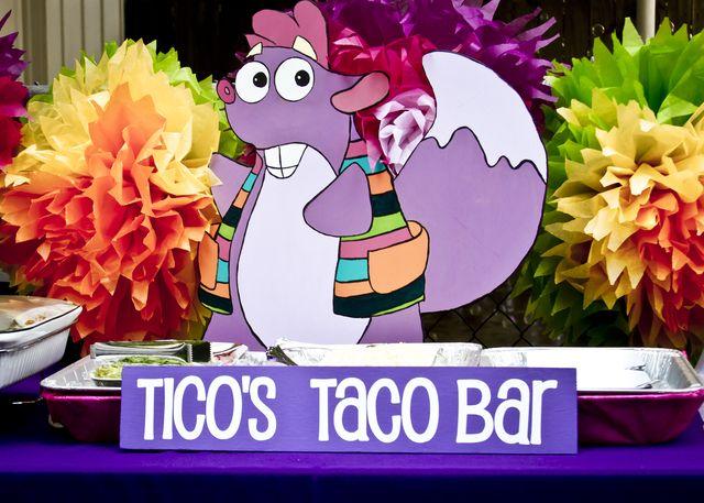 54 best Dora Birthday Party images on Pinterest Parties kids