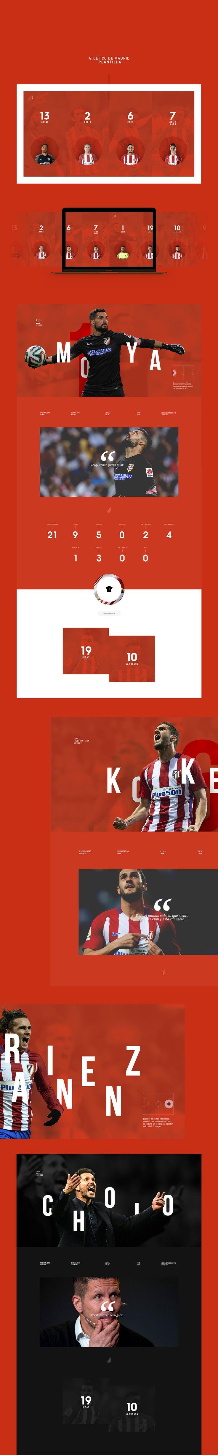 Confira este projeto do @Behance: \u201cRedesign concept Atlético de Madrid Web Site\u201d https://www.behance.net/gallery/53072653/Redesign-concept-Atltico-de-Madrid-Web-Site