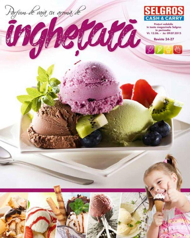 POC Oferte Supermarket online | SELGROS -Inghetata