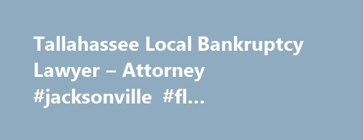 """Tallahassee Local Bankruptcy Lawyer – Attorney #jacksonville #fl #bankruptcy #attorney http://san-francisco.remmont.com/tallahassee-local-bankruptcy-lawyer-attorney-jacksonville-fl-bankruptcy-attorney/  # CHAPTER 7 How Much Does Bankruptcy Cost CHAPTER 13 Testimonials NEVER THANK YOU ENOUGH """"Ms. Footman, We can never thank you enough for the professional and personal care you've shown us over the years. Your firm is outstanding in every way, helping us with our financial needs. We cannot…"""