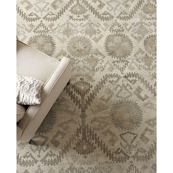 Orissa Rug in Area Rugs | Crate and Barrel