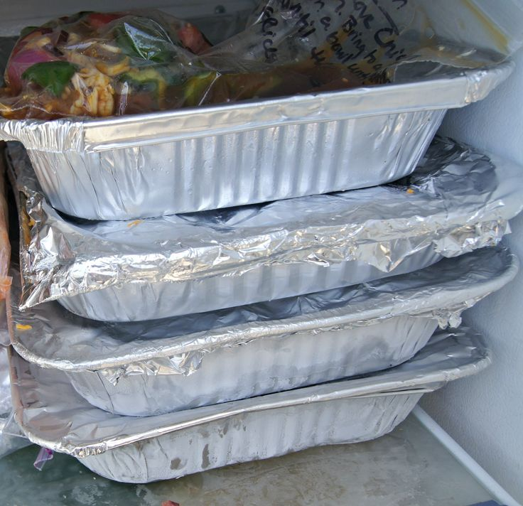 13 Make Ahead and Freeze CASSEROLES (and grocery list)