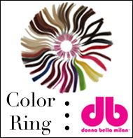 Donna Bella Hair Extension Color Ring