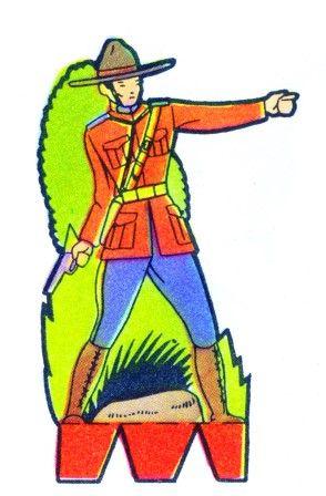 Real Policía Montada del Canadá  /  Royal Canadian Mounted Police. Si quieres saber más, visita: http://www.fundacioaurora.com/isladevancouver/?portfolio=los-heroes
