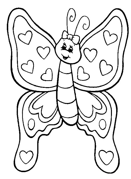 Valentine Coloring Pages | Coloring pages for children. | Valentine ...