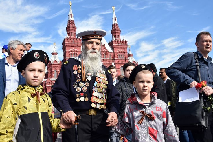 Russia's Victory Day military parade