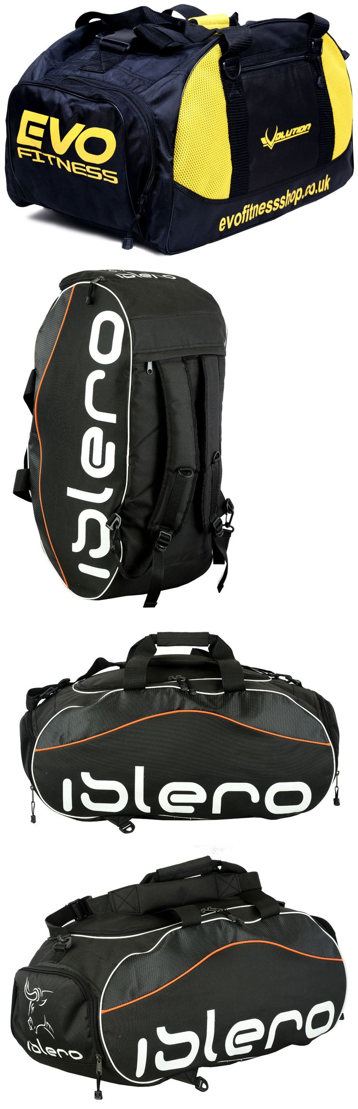 Gym Bags 68816: Evo Gym Sports Kit Bag Backpack Duffle Football Fitness Training Mma Boxing Bags -> BUY IT NOW ONLY: $26.99 on eBay!