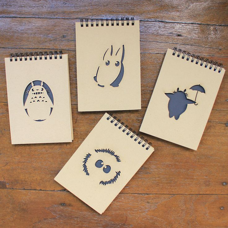 What's your favorite Studio Ghibli Movie?  Mine is probably My Neighbor Totoro  Our Studio Ghibli design notebook is 10% OFF this September only on our etsy shop