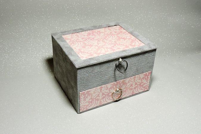 1000 id es sur le th me tiroir bijoux sur pinterest - Compartiment rangement tiroir ...