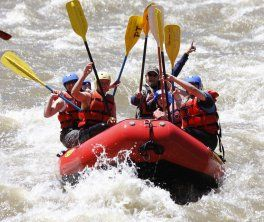 Colorado Whitewater Rafting - White Water Raft Trips in Colorado