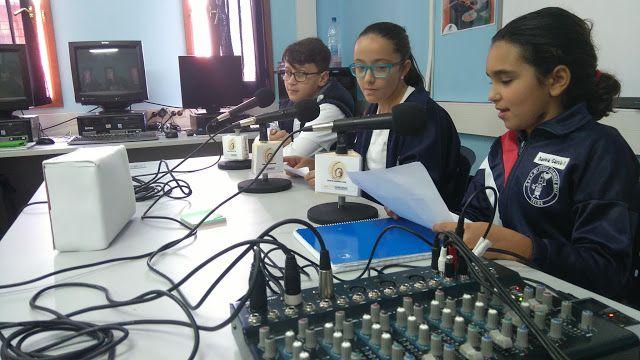Radios Escolares CEP Telde Canarias: La radio escolar y la Navidad