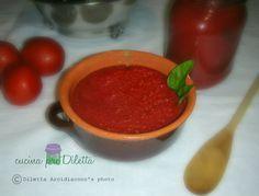 conserva di pomodoro, cucina preDiletta