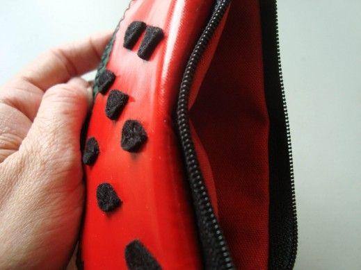 DIY - dinnye pénztárca Melonbag