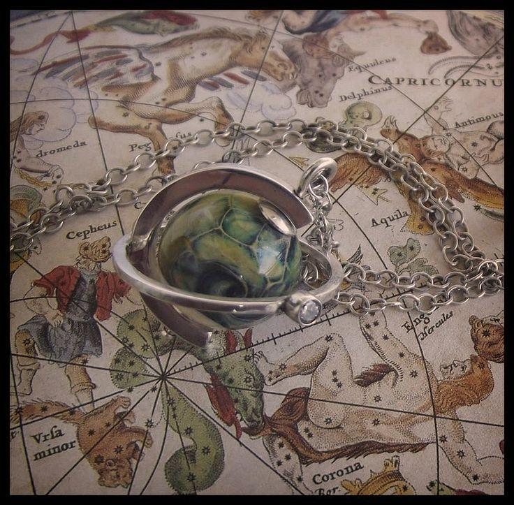 Planetaria necklace