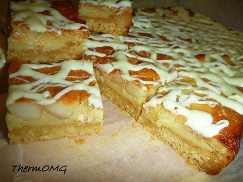 Caramel Macadamia Slice — ThermOMG