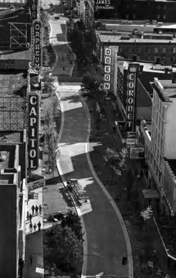 Granville Mall, 1975