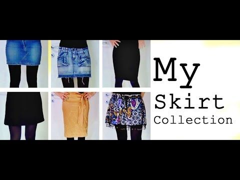 My Skirt Collection   MICHELA ismyname ❤️