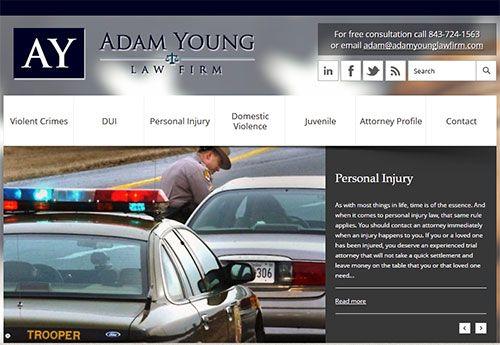 DUI attorney Charleston