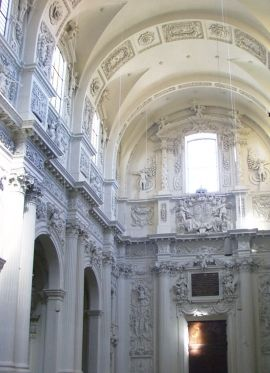 29 best images about churches on pinterest baroque for Churches of baroque period