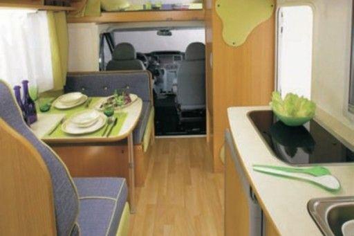 group - i - motorhome rental in Belgium.