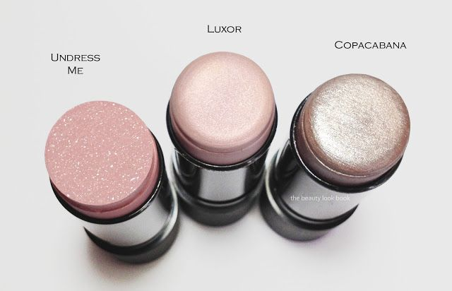 The Beauty Look Book: NARS Multiple Comparisons: Luxor, Undress Me and…