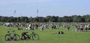 Ehemaliger Flughafen Tempelhof - Tempelhofer Freiheit