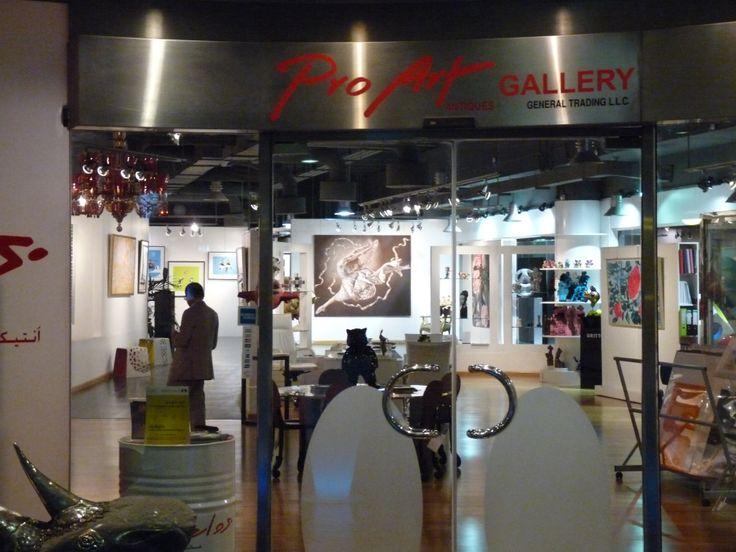 Pro-Art Gallery, Jumeirah, Dubai