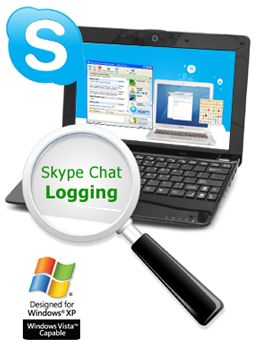 how to read chat logs skype