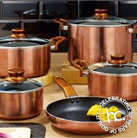 Avani aluminium cookware