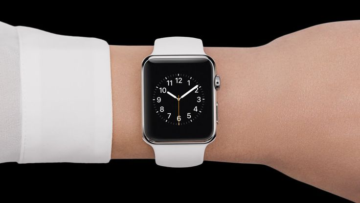 Apple Watch — Guided Tour: Faces