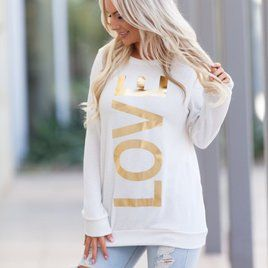 Softest Love Long Sleeve Top