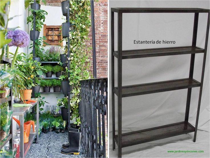 Trabajo diseñado y producido por Jardines y Rincones Paisajismo. Em venta