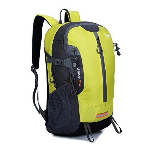 Travel outdoor backpack hikers climbing bag waterproof backpack -- Check out this great image  : Backpacking gear