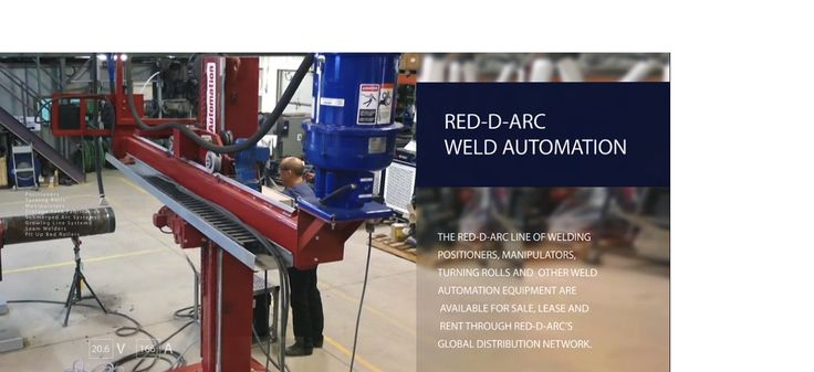 Red-D-Arc's #seam #welders are designed for all straight line and linear welding applications. They offer a complete line of seam welders, available for sale and lease. Visit the website now.
