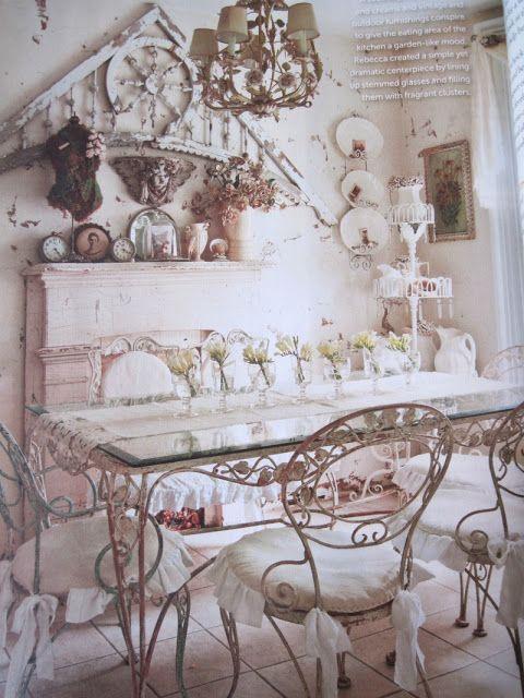 144 best Casa Romantica Shabby Chic Magazine images on Pinterest ...