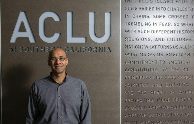 Meet Ahilan Arulanantham – Director of Advocacy/ Legal Director at ACLU