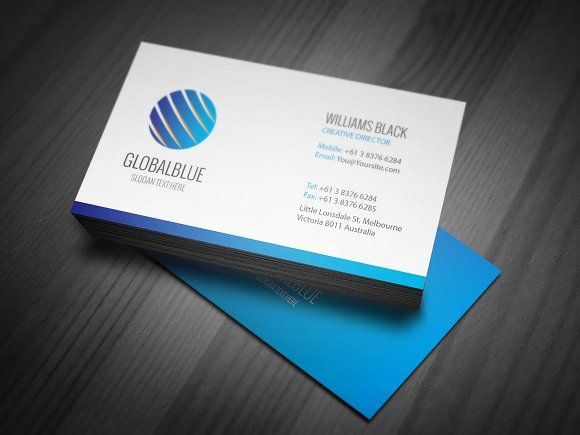 Best Business Images On   Business Card Design