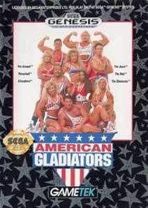Complete American Gladiators - Genesis