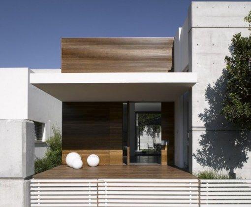 Fachadas de casas sem telhado (2)   assim eu gosto